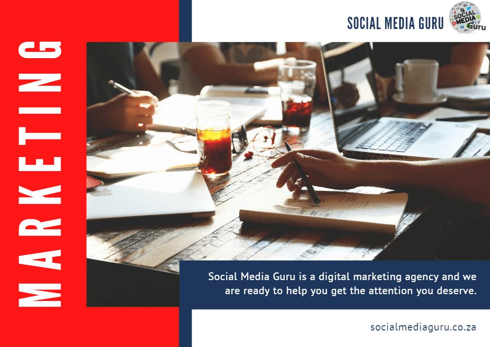 Portfolio - Social Media Guru